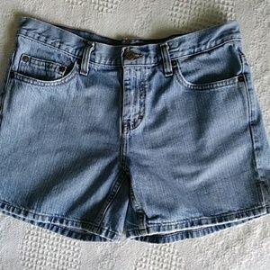 Calvin Klein jean shorts Size 6